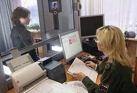 Фмс по московской области анкета на загранпаспорт